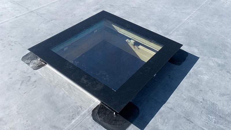 Garden room roof light